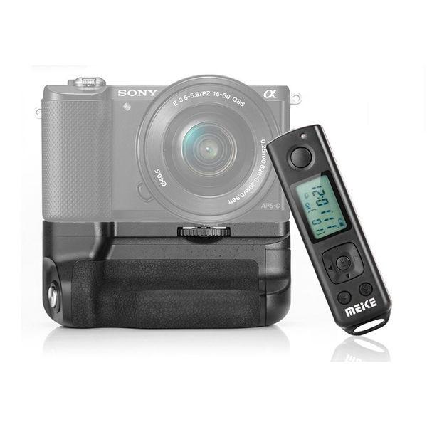 ◎相機專家◎ Meike 美科 MK-A6300 PRO 電池手把 送無線遙控器 垂直手把 公司貨 A6300