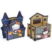 三麗鷗凱蒂貓 Hello Kitty 怪物置物架 置物盒 收納盒