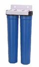 [淨園] 20英吋雙道小胖過濾器/全屋式淨水器/全戶式淨水系統過濾設備/餐飲營業商業用淨水器