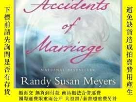 二手書博民逛書店Accidents罕見of Marriage婚姻事故,蘭迪•蘇珊•梅爾斯作品,英文原版Y449990 Rand