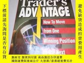 二手書博民逛書店英文精裝原版罕見The Day Trader s Advanta