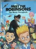 【書寶二手書T5/少年童書_PEM】Meet the Robinsons Movie Storybook_Not Ava