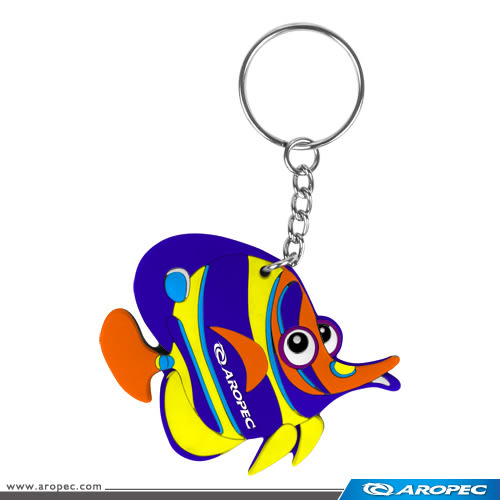 3D 立體造型鑰匙圈~海龜    K31   【AROPEC】