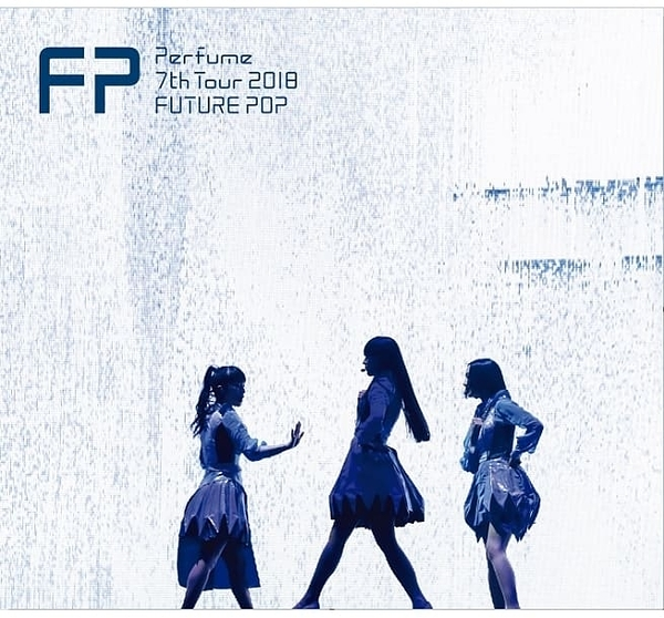 Perfume Perfume 7th Tour 2018 FUTURE POP 初回盤 雙DVD附寫真冊 免運 (購潮8) 602577506574