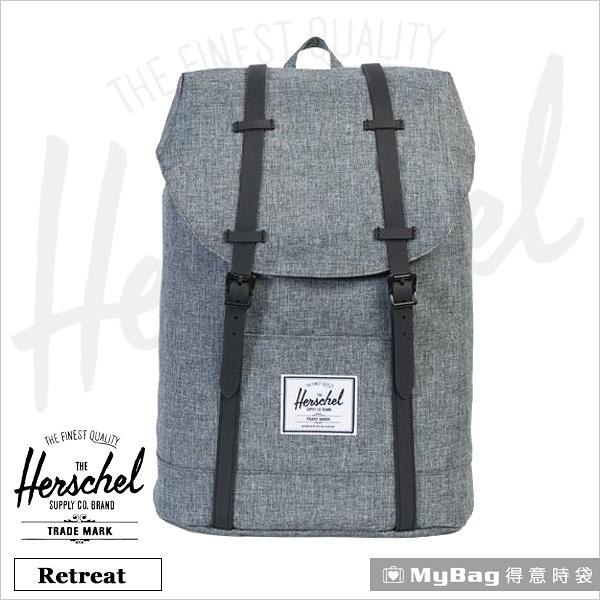 Herschel 後背包 15吋休閒電腦後背包 Retreat 得意時袋