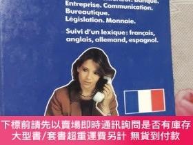 二手書博民逛書店商務法語罕見Le Francais Commercial: Textbook By M Danilo,O. Cha