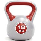 競技18KG壺鈴(39.6磅)運動18公斤壺鈴.拉環啞鈴搖擺鈴.舉重量訓練用品.重力健身器材推薦哪裡買ptt