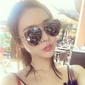 太陽眼鏡 墨鏡女潮人太陽鏡眼鏡潮 台北日光