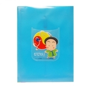 【HFPWP】10元 藍色立體直式文件袋 台灣製 CKB118-1