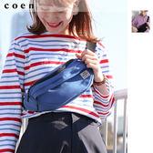 帆布 單肩包 斜背包免運費 日本品牌【coen】