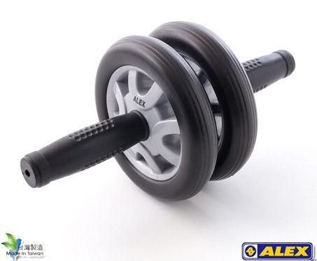 【ALEX】雙輪式滾輪 B-21