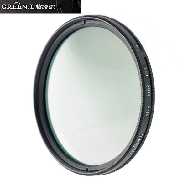 又敗家@Green.L抗污多層鍍膜46mm偏光鏡偏薄框MC-CPL偏光鏡圓形偏光鏡圓型偏振鏡SONY索尼HDR-PJ800