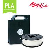XYZprinting PLA refill耗材補充包600G - 白【愛買】