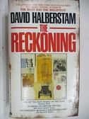 【書寶二手書T3/原文小說_AKA】The Reckoning_David Halberstam