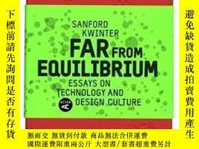 二手書博民逛書店Far罕見From Equilibrium-遠離平衡Y436638 Sanford Kwinter Actar