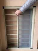 廈門上門安裝 高層兒童防護一體紗窗 防盜紗窗金剛網 防蚊隱形窗