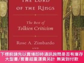 二手書博民逛書店Understanding罕見The Lord Of The RingsY255174 Zimbardo, R