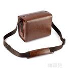 相機包 適用徠卡Q2包富士XT30 XT200佳能M50M100索尼微單A7m3相機皮套A64 韓菲兒