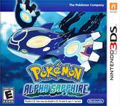 3DS Pokémon Alpha Sapphire 神奇寶貝 始源藍寶石 (美版代購)