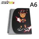 【7折】HFPWP 設計師 多功能A6筆記本 限量 台灣製 CONA6