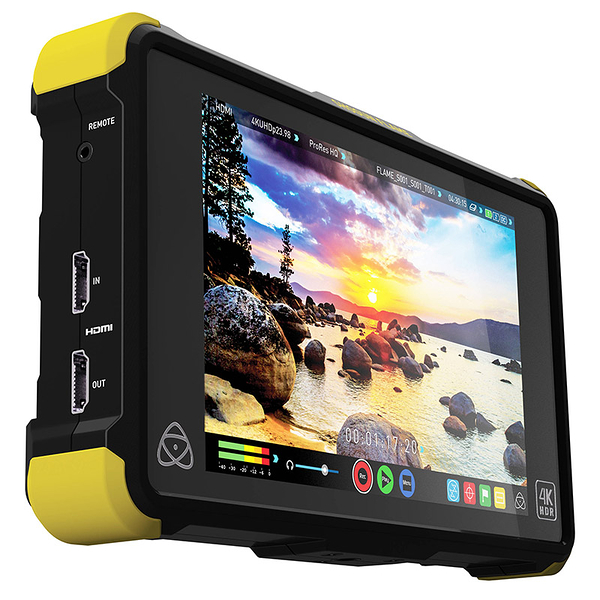 ◎相機專家◎ ATOMOS Shogun Flame KIT 套組 4K HDR 7吋 監視記錄器 公司貨