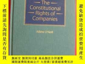 二手書博民逛書店Constitutional罕見Rights of Compan