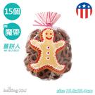 美國惠爾通 Wilton 糖果袋 聖誕節 薑餅人 WT1912-0022 (薑餅人) 15入 限量
