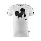 KAPPA義大利 迪士尼精典限量款純棉短袖衫~白 304IRX0912*TSH182
