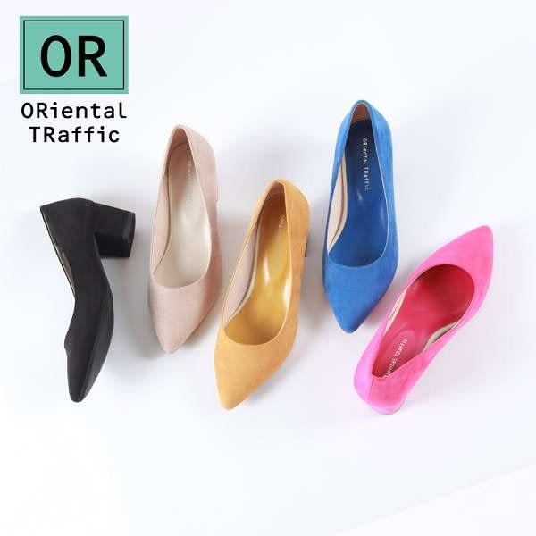 【ORiental TRaffic】復古圓頭繫帶瑪麗珍鞋-優雅米