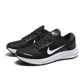 NIKE 慢跑鞋 AIR ZOOM STURCTURE 23 黑 訓練 運動 休閒 男 (布魯克林) CZ6720-001
