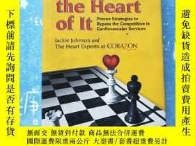 二手書博民逛書店getting罕見to the heart of it【精裝本,