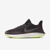 Nike Legend React 2 Shield [BQ3382-002] 男 慢跑鞋 運動 輕量 支撐 緩衝 灰銀
