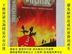 二手書博民逛書店Wit ch罕見fire:Immortal Magic-inf