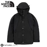 【The North Face 男 ICON 防水防風外套(美版)《黑》】4R52/衝鋒衣/防水外套/風雨衣
