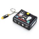 【震撼精品百貨】Bad Badtz-maru_酷企鵝~三麗鷗酷企鵝造型鑰匙圈-文具風#63685