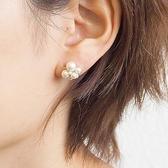 itam 日本製 捧花 陶瓷耳針 (CP007)