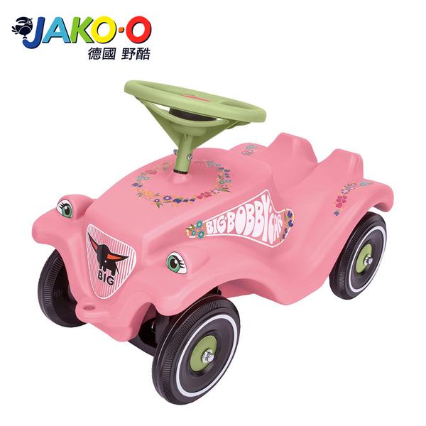 JAKO-O德國野酷-Bobby Car-花朵泡泡