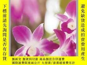 二手書博民逛書店Orchids罕見Weekly Planner 2018-蘭花周刊策劃人2018Y436638 Paul Je