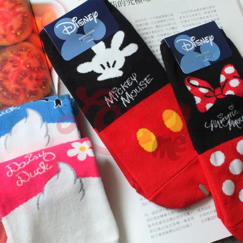韓國 熱銷 迪士尼襪子 授權 正版 米奇 米妮 唐老鴨 黛絲 露出屁屁系列 短襪 可愛必備單品
