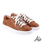 A.S.O 3D超動能 壓花拼接機能休閒鞋