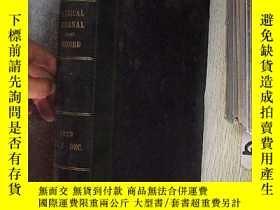 二手書博民逛書店MEDICAL罕見JOURNAL AND RECORD 1929 JULY-DEC 醫學雜誌和記錄1929年7月-