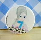 【震撼精品百貨】NEO LICCA麗卡~別針/胸針-白髮