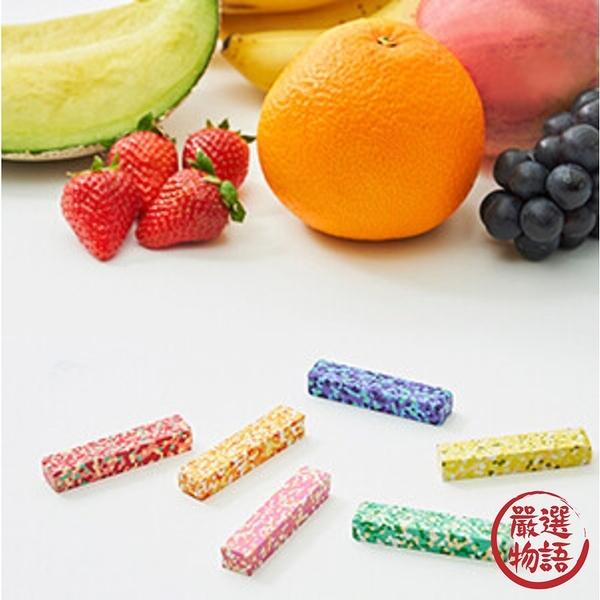 【日本製】【AOZORA】彩色圓點蠟筆 水果款(一組:3個) SD-13623 - AOZORA