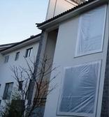 [協貿國際]塑料布透明防雨布 白色特厚防水布1入
