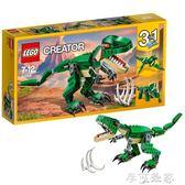 創意百變繫列31058 兇猛霸王龍LEGO 積木玩具 igo摩可美家