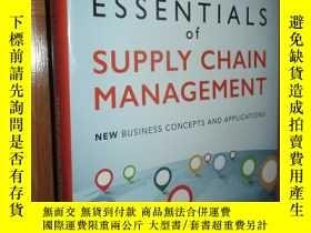 二手書博民逛書店The罕見Essentials of Supply Chain Management: New Business