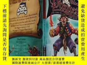 二手書博民逛書店dragon罕見blood dirates 龍血教誨Y200392