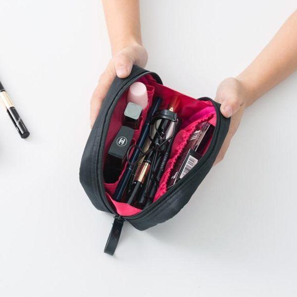 旅行化妝包韓版小號便攜女化妝袋大容量防水隨身化妝品收納包1件免運89折下殺