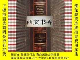 二手書博民逛書店1904出版罕見皮裝大開本珍藏版 Nietzsche Also
