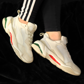 【現貨】PUMA Thunder Spectra 老爹鞋 紅 綠 白 米白 復古 泫雅 增高 經典 熱賣 367516-12